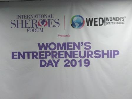Women Entrepreneurship Day 2019