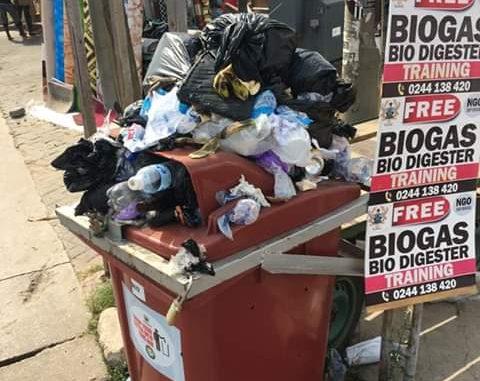 stma waste bins