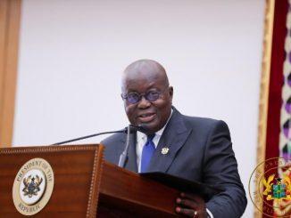 H.E Nana Akufo Addo