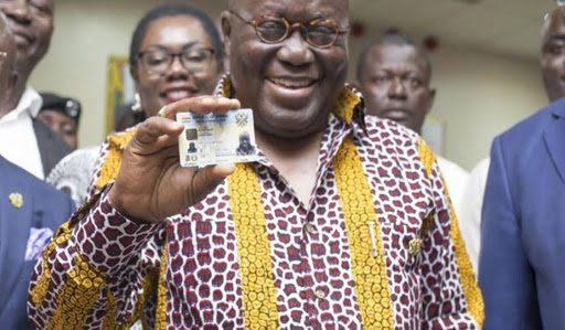 Ghana Ecowas Card