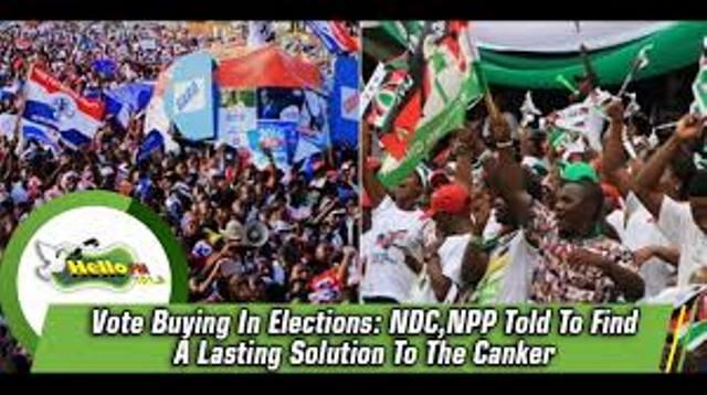 vote buying