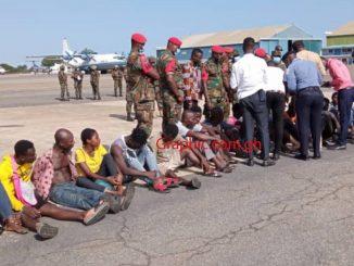 Western Togoland separatist group